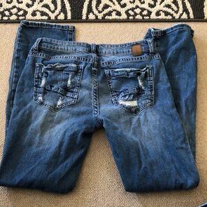 """Women's BKE """"Stella"""" jeans . Size 28x 31 1/2"""